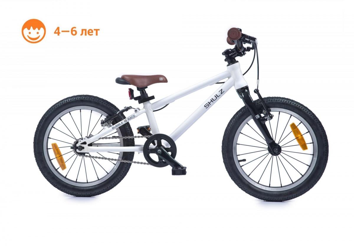 Велосипед SHULZ Bubble 16 Race от интернет магазина iqbaby.ru