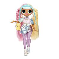 565109 MGA Entertainment L.O.L. Surprise - Кукла OMG Candylicious 2 волна Fashion Doll с 20 сюрпризами