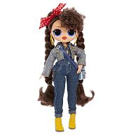 565116 MGA Entertainment L.O.L. Surprise - Кукла OMG Busy B.B. 2 волна Fashion Doll с 20 сюрпризами